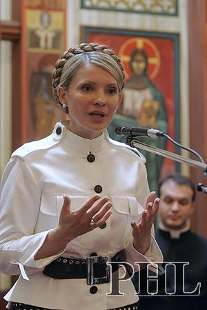 фото юлии тимошенко наряды