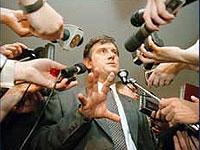 Ющенко встретится с руководителями фракций