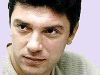 Немцов: Важно, чтобы народ видел, как сидят Ющенко и Ехануров