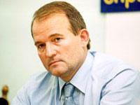 Медведчук: Порошенко часто ходил к Кучме