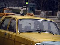 В Киев едут протестовать таксисты со всей Украины