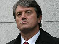 Ющенко решил уехать во Францию