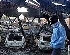 Когда в Украине начнут сжигать авто?