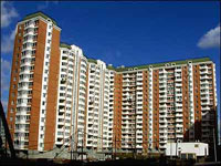 Скандальный дом на Грушевского, 9-а. Фото