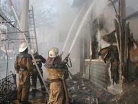 Киевские небоскребы сгорят один за другим?
