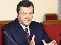 """Янукович подхватил """"ветер власти"""""""