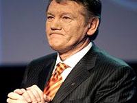 Ющенко напомнил, что руки у него чистые