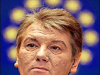 Ющенко в интимной обстановке поговорит с Назарбаевым