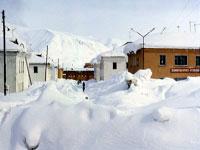 Стихийное бедствие на Камчатке. Фото