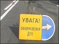 Смертельное ДТП в Киеве. Фото
