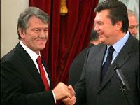 Янукович готов сотрудничать с Ющенко и Тимошенко