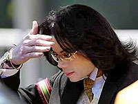 Майкл Джексон при смерти