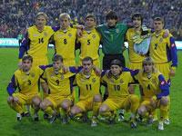 Сборная Украины узнала соперников на ЧМ-2006