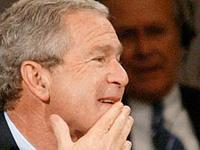 Буш признался, что залез в Ирак по ошибке