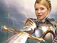 В бой с Тимошенко идут... одни мужики?