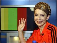 Тимошенко не взяла с собой Волкова и Плохого