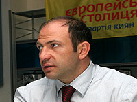 Парцхаладзе: Мы помогали оранжевой революции