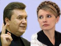 "Януковичу не понравились ""наезды"" Тимошенко"