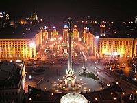 Новогодний разгуляй в Киеве: от заката - до рассвета