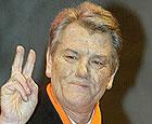 Двенадцать месяцев Виктора Ющенко