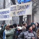 Медведько пообещал уволить первого зампрокурора Одессы