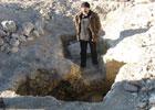 Уникальные склепы древнего Херсонеса найдены в Севастополе. Фото