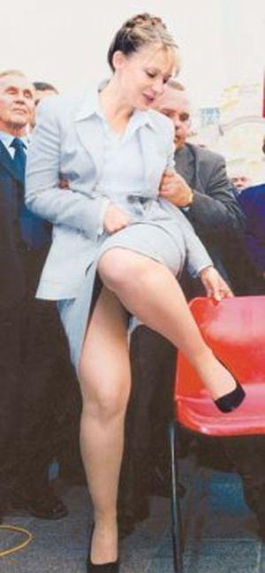 Секс у юлии тимошенко