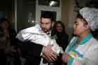Бондарчук подарил новорожденной дочке лимузин. Фото