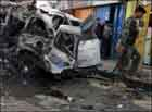 В Багдаде террорист-смертник взорвал кортеж министра. Фото