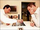 Виталий и Владимир Кличко выяснили, кто из них самый сильный. Фото