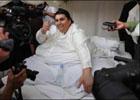 Самый толстый человек в мире женился на вдове. Фото