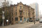 В Киеве разваливаются старинные дома. Фото