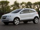 Chevrolet похвастался новым кроссовером. Фото
