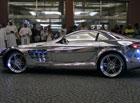 Mercedes решил поразить всех своей крутизной. Фото