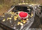 В Зазимье водитель «Subaru» хотел как лучше, а получилось не очень. Всему виной - небезопасный маневр. Фото