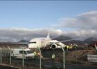 Самолет авиакомпании Air Europa чудом не оказался в океане. Фото