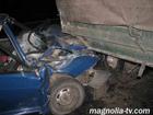 На Одесской трассе россиянин въехал в КамАЗ. От полученных травм бедолага скончался на месте. Фото