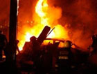 Авиакатастрофа в центре столицы. Погибли девять человек. Фото