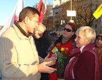 Киев. Народное вече сказало «Нет!» ликвидации Шевченковского района
