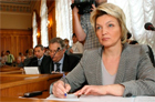 Богатырева использовала  Ющенко в корыстных целях и из мести?