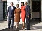 Обаме показали его апартаменты в Белом доме. Фото