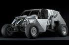 Volkswagen выпустил новый гоночный внедорожник Touareg. Фото