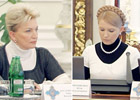 Богатырева снова закосила под Тимошенко. Фото