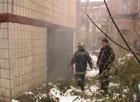 В центре Киева прогремел взрыв. Фото