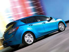 Создатели хэтчбека Mazda3 не вытерпели и показали свое детище раньше времени. Фото