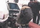 В жуткой аварии на трассе «Киев - Луганск – Изварное» погибли 5 человек. Фото