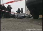 В Киеве средь бела дня застрелили мужчину. Фото