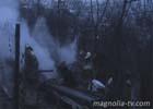Пожар в доме убил двух киевлян сразу. Фото