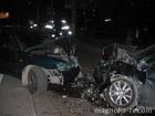 В Крыму 19-летний подросток на легковушке вылетел на встречку и убил женщину. Фото