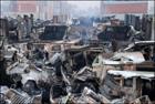 Боевики расстреляли базу НАТО из гранатометов. Фото